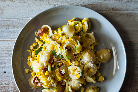 Summer Weekend Pasta