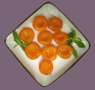 Charming Apricot (Maloos Zard&#x27;aloo)
