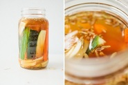 Mixed Vegetable Fridge Pickles