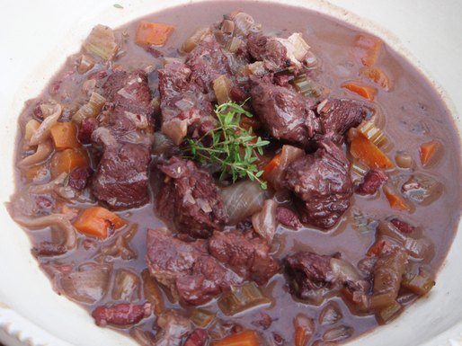 Barolo Stewed Beef  Brasato al Barolo