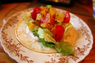 Summer-Inspired Tacos.