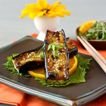 Miso_glazed_japanese_eggplant