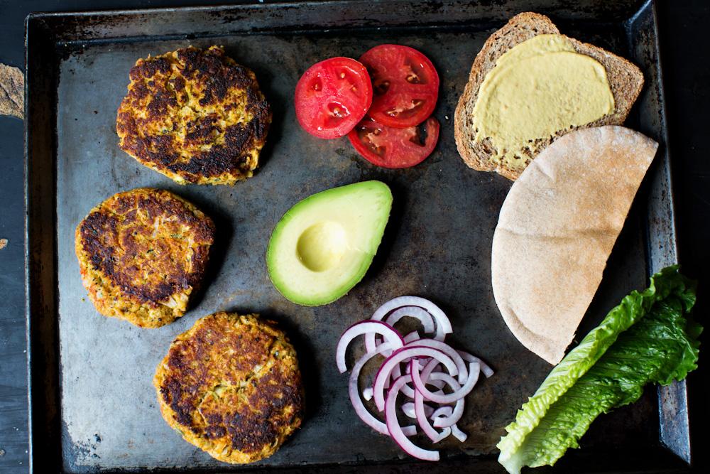 Zucchini Quinoa Burgers recipe on Food52.com