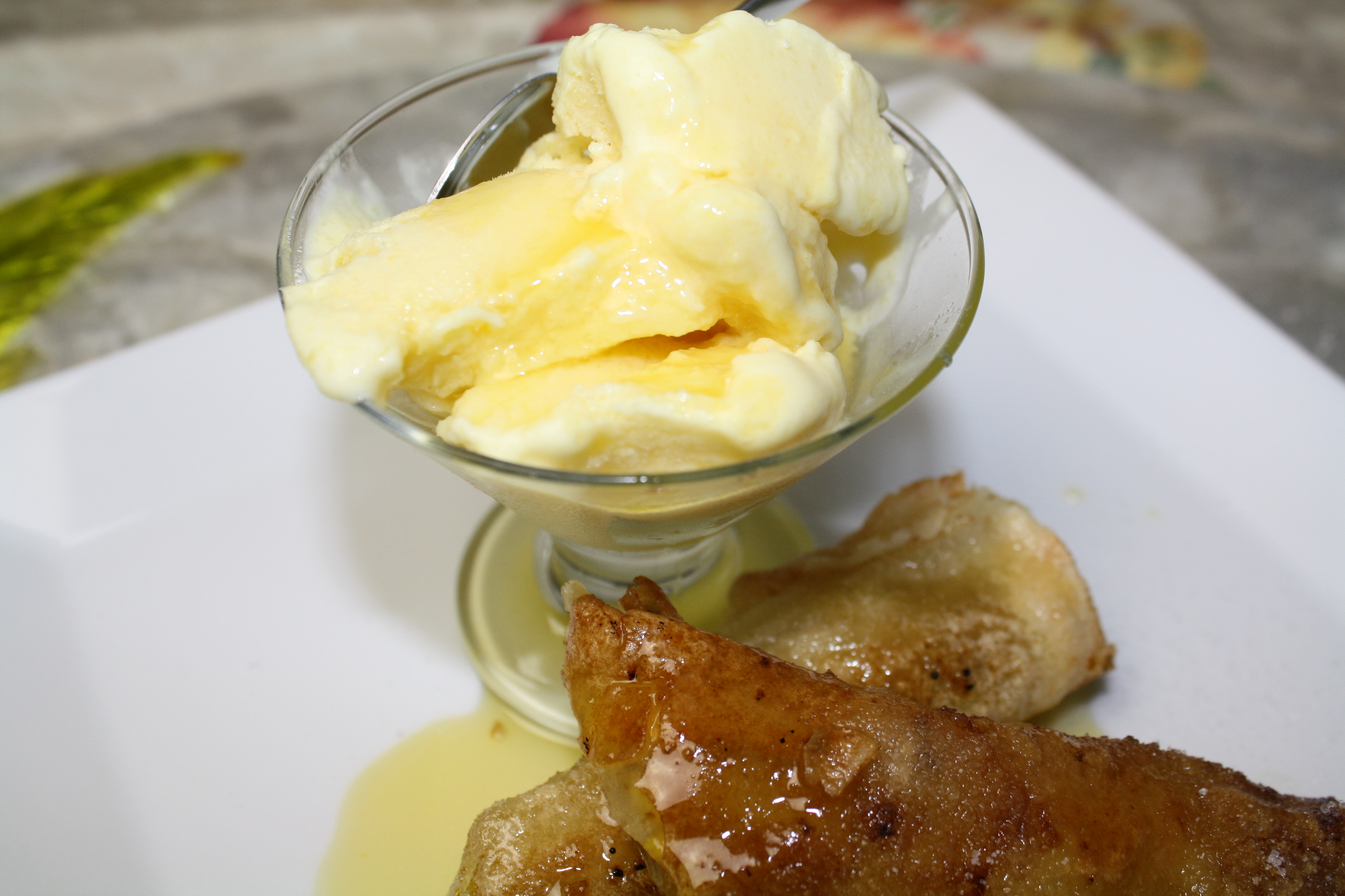 Jackfruit Langka Ice Cream