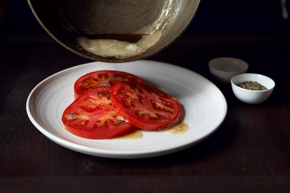Brown Butter Tomatoes on Food52