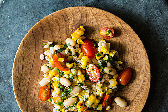 Grilled Corn Salad from Food52