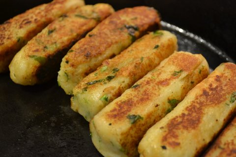 Potato Patty sticks