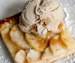 Toasted Walnut Ice Cream