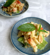 Shrimp Salad with Thai Flavors