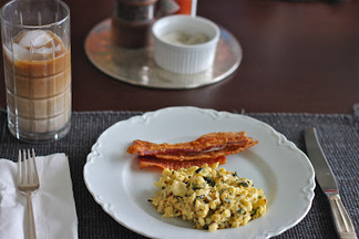 End of Summer Egg Scramble