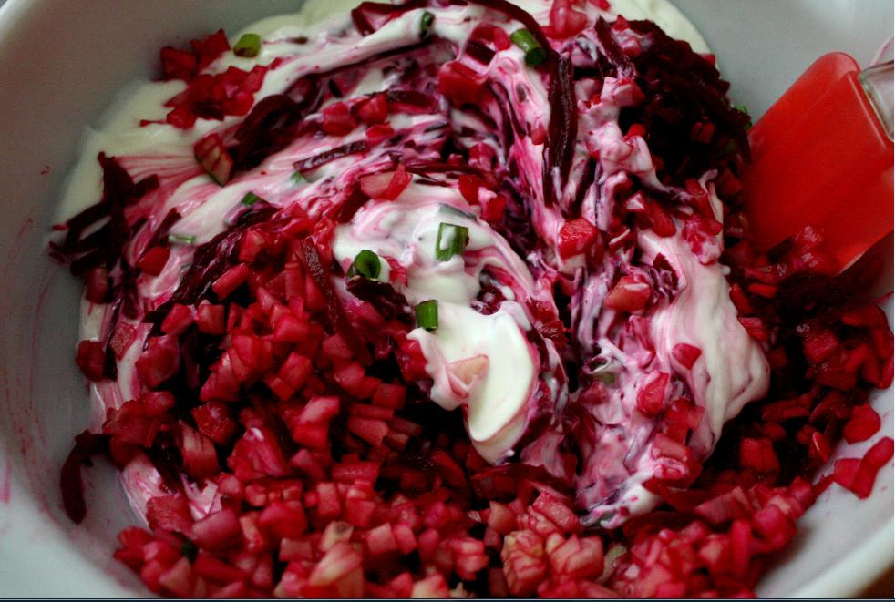 Lithuanian Summer Borscht