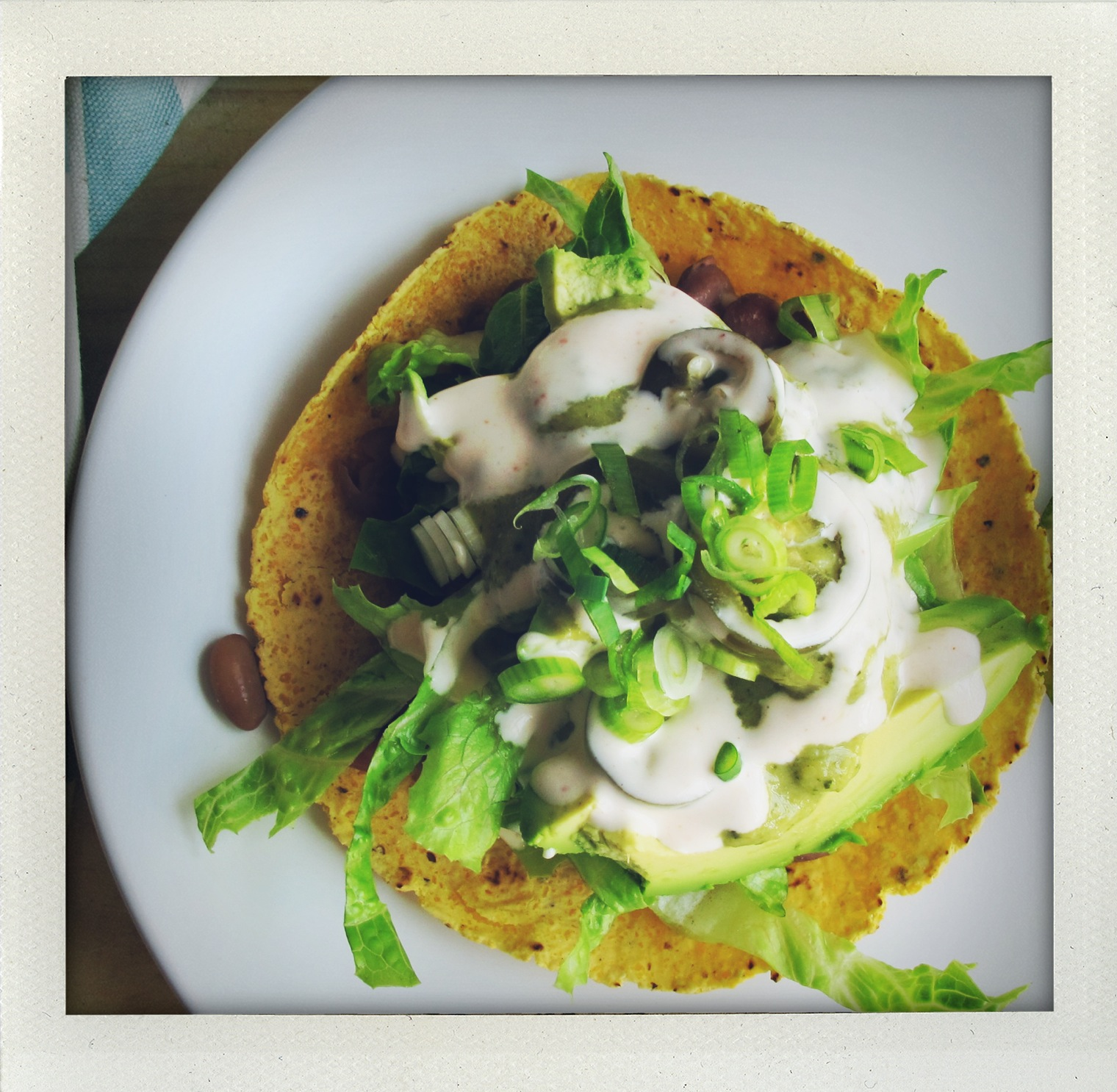 GUILT-FREE TOSTADA