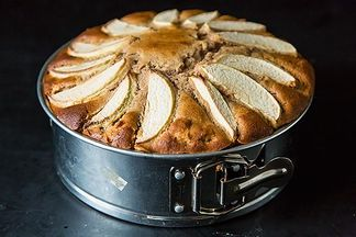 The Perfect Apple Cake