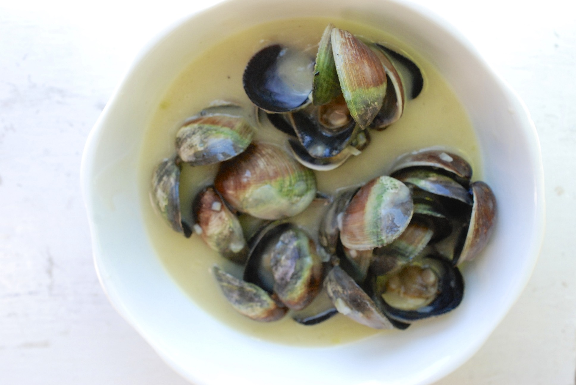 15-Minute Clam Soup