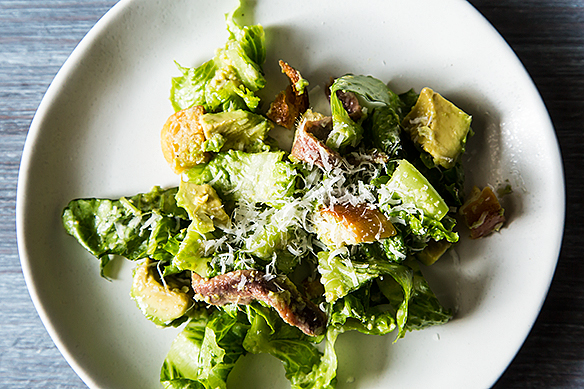 Make Your Own Avocado Caesar