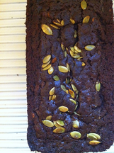 (I Can't Believe It's Gluten Free) Chocolate Banana Bread