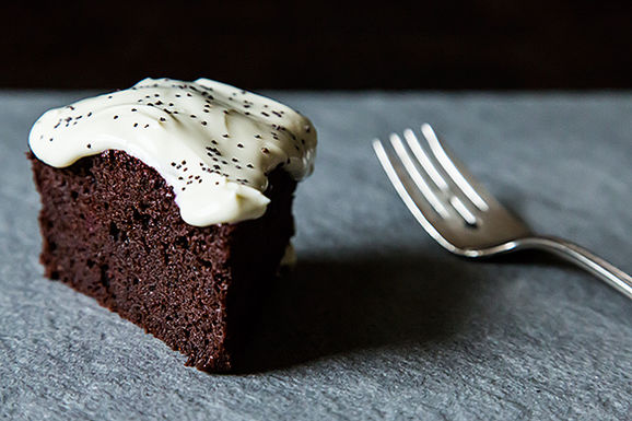 Chocolate cake from Food52