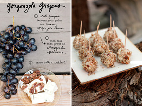 Gorgonzola Grapes