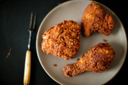 Michael Ruhlman&#x27;s Rosemary-Brined, Buttermilk Fried Chicken