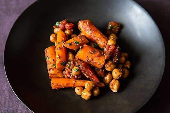 moroccan carrots