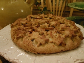 Seasonal Apple Galette