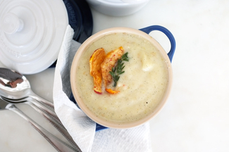 Beloved Vanilla Parsnip Soup
