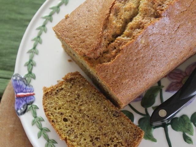 Vanilla Bay Butternut Bread