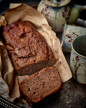 Gluten Free Spiced Banana & Orange Bread