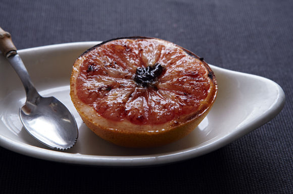 Rise And Shine Pink Grapefruit Brulee Recipe On Food52