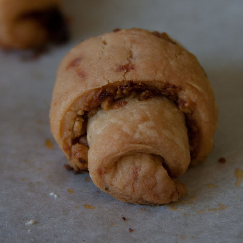 Olive & Fig Rugelach, What a Surprise