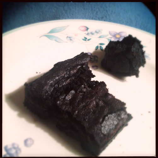 Sinfully Delicious Brownies
