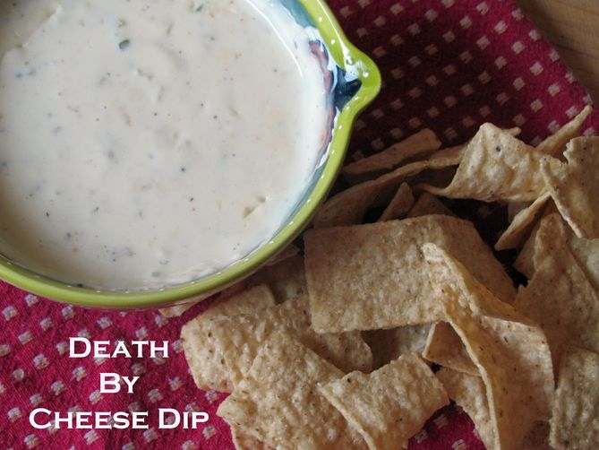 Death-By-Cheese Dip