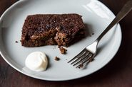 Nigella Lawson&#x27;s Dense Chocolate Loaf Cake