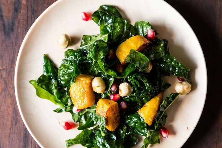 Winter Kale Salad on Food52