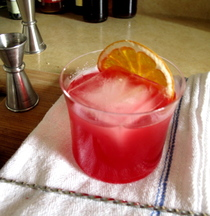 Ginless Negroni