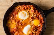 Tomato-y, Yogurt-y Shakshuka