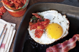 Bacon_egg___kimchi