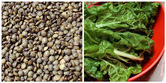 Lentils_and_chard
