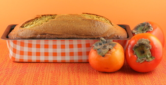 Persimmon Bread