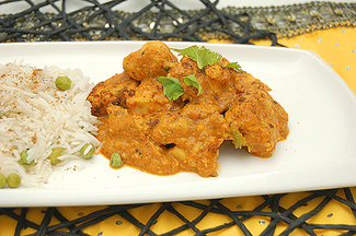 Arvinda&#x27;s Creamy Butter Chicken