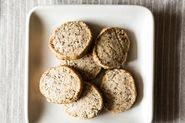 Vanilla Rooibos Tea Cookies
