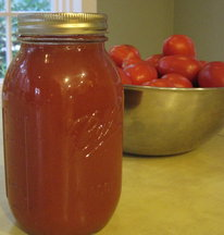 Homemade Bloody Mary Mix (Spicy Vegetable Tomato Juice)