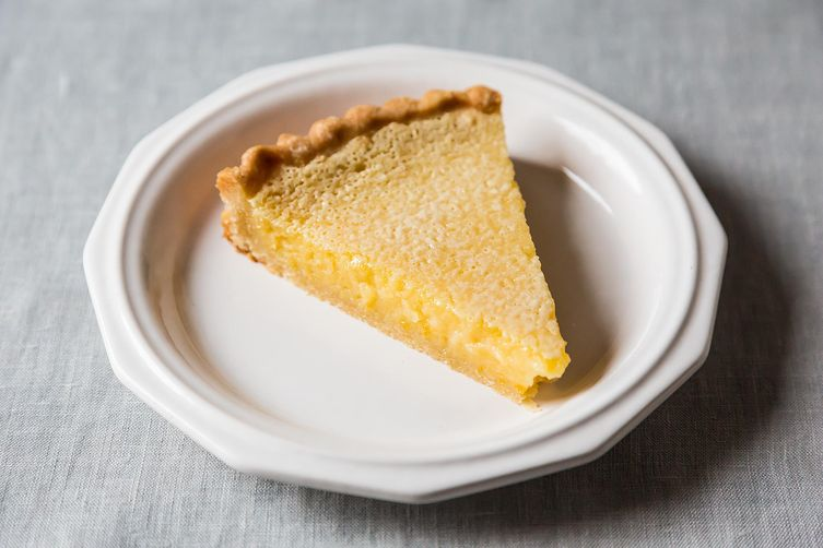Lazy Mary's Lemon Tart from Food52