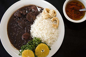 Brazilian Black Bean Stew  Feijoada Brasileira