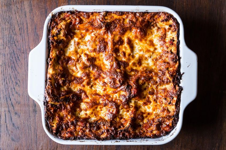 Birthday Lasagna from Food52
