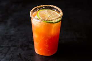 Michelada (aka Bloody Beer)
