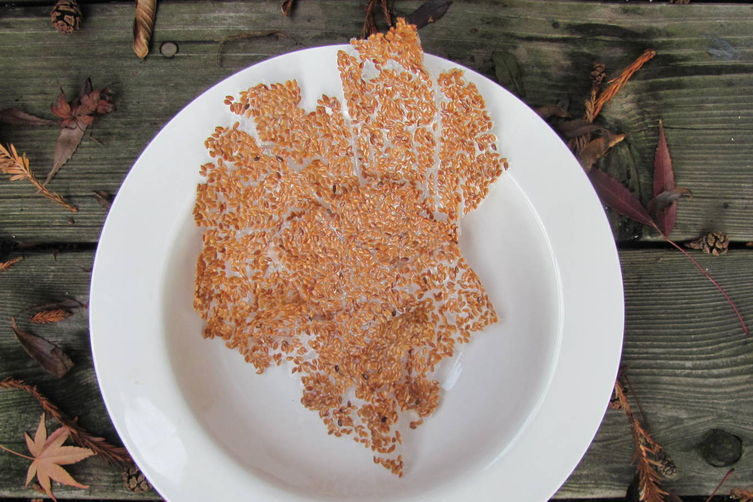 Flax Seed Chips: An Adventure in Cooking from Fäviken