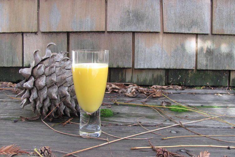 Egg-Yolk Liqueur: An Adventure in Cooking from Fäviken