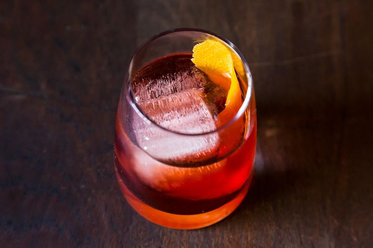 Negroni froM Food52