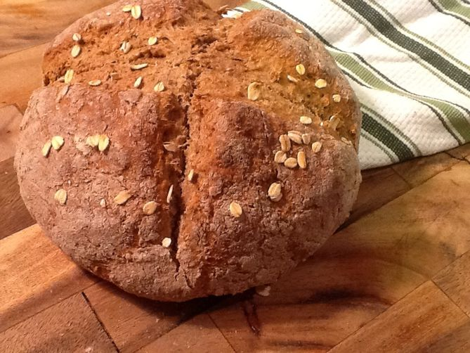 Rachel&#x27;s Traditional Irish Soda Bread